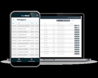 <h3 class=h1>App</h3> <h4>Vår app underlättar för assistenterna och effektiviserar kundtjänsten.</h4>